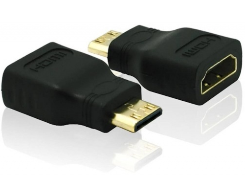 ADAPTADOR MINI HDMI - MICRO HDMI